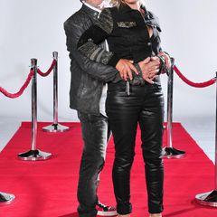 Schauspieler Martin (61) und Ehefrau Sonja Semmelrogge (53).