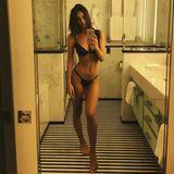 """Emily Ratajkowski könnte mit zweitem Namen glatt """"Nackedei"""" heißen. Sie liebt es einfach, so viel Haut wie möglich von sich zu zeigen. Ein Wunder, dass ihr Instagram-Account noch keine Altersfreigabe hat."""