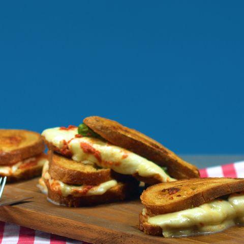 Sandwich: Hoch hinaus