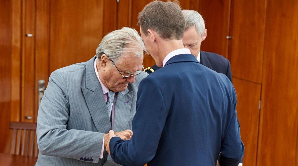 Prinz Henrik, Prinz Joachim