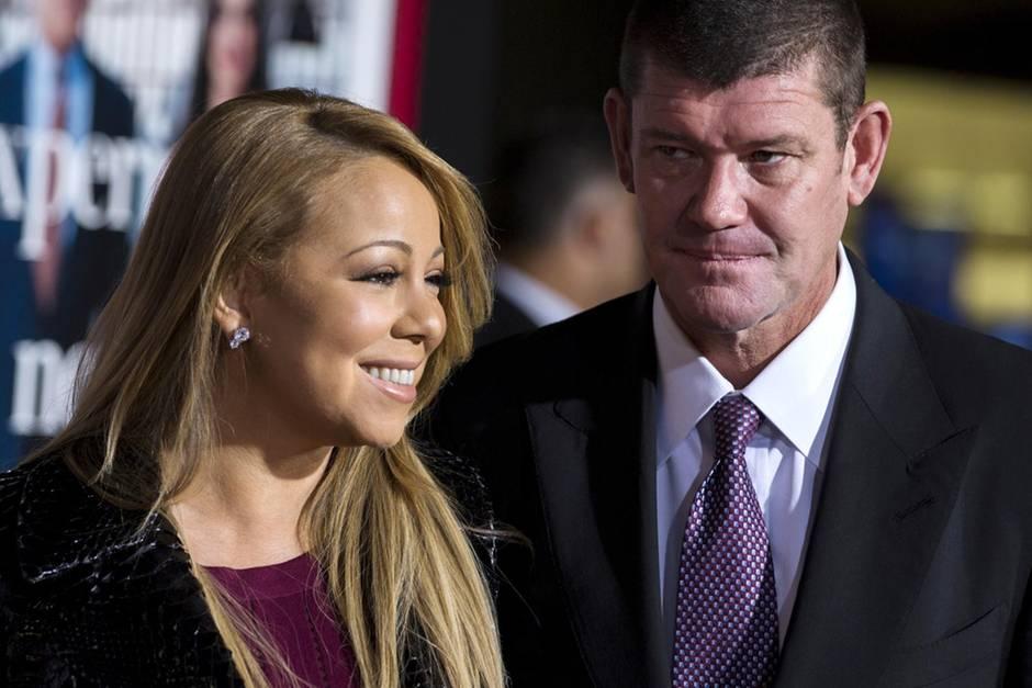 Mariah Carey + James Packer: Fies! DAS sagt er über ihre Beziehung ...