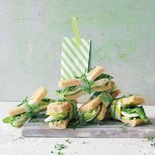 Sandwich-Sticks
