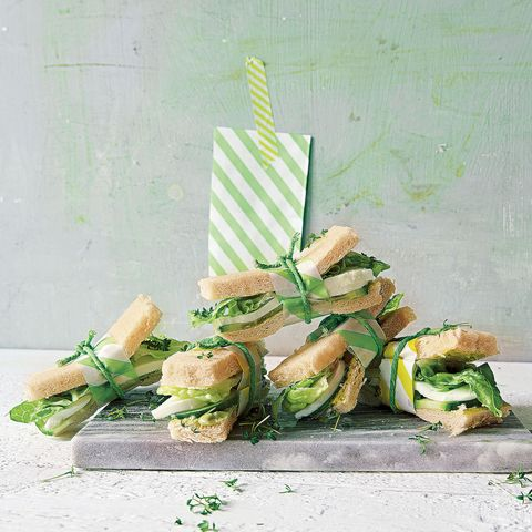 Sandwich-Sticks