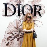 Bestens gelaunter Star-Gast: Céline Dion