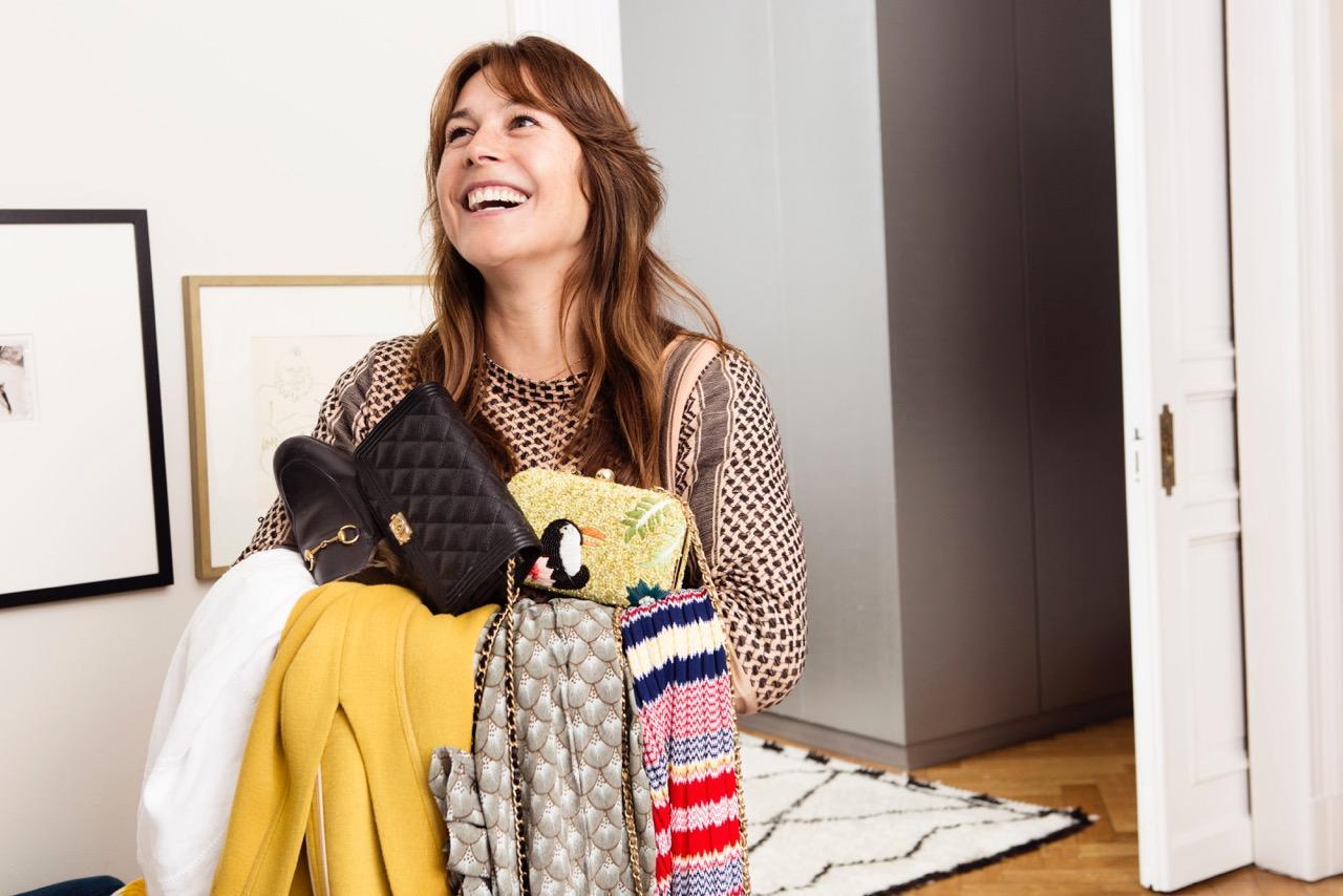 So Sue: Kleiderschrank-Detox