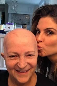 Maria Menounos mit ihrer Mutter