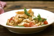 Leckeres Auflaufgericht: One Pot Pasta al forno
