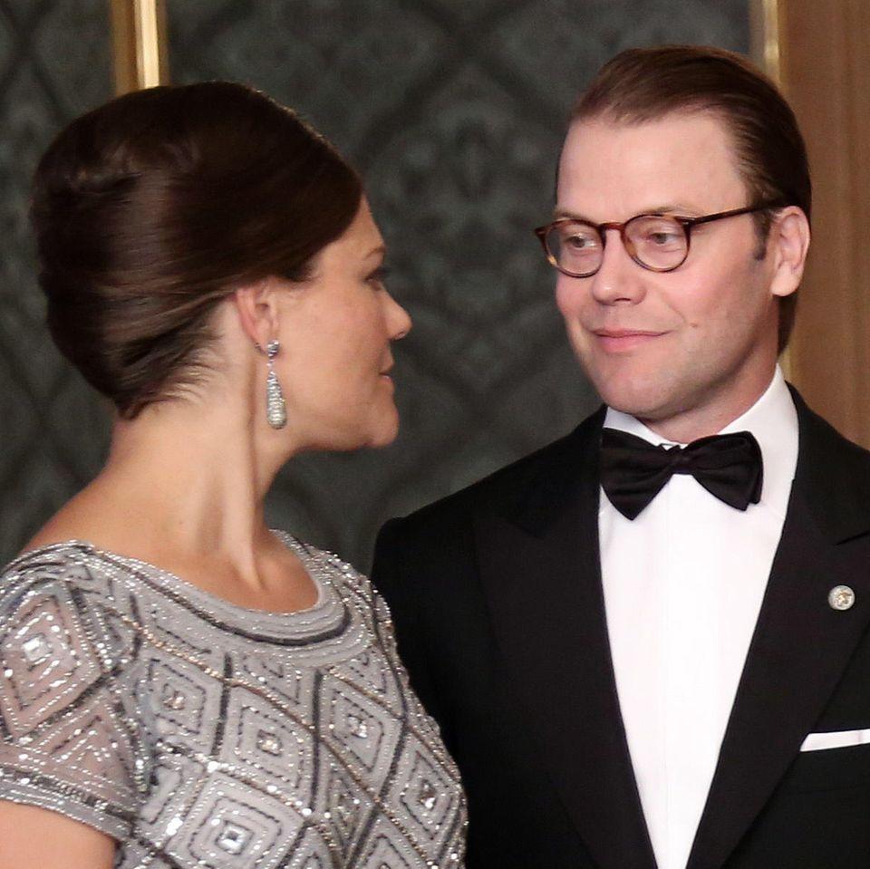 Prinzessin Victoria, Prinz Daniel