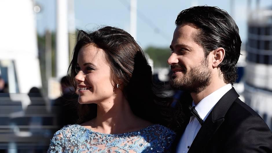 Prinz Carl Philip + Prinzessin Sofia: So romantisch ist ihre Liebesgeschichte