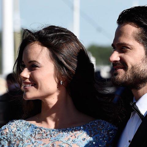 Prinzessin Sofia + Prinz Carl Philip: Sie laden schon zum Dankesgottesdienst ein