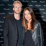 Fußballstar André Schürrle kam mit seiner Freundin Anna Sharypova zum Cocktail von Thomas Sabo.