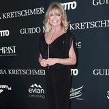 Schauspielerin Goldie Hawn brachte eine ordentliche Portion Glamour in die deutsche Hauptstadt.