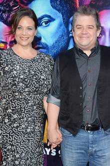 Meredith Salenger, Patton Oswalt