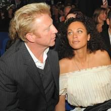 Boris Becker und Lilly Becker
