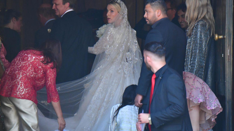 Welfen-Hochzeit in Hannover: So schön ist das Brautkleid von