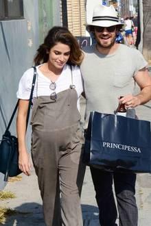 """""""Vampire Diaries""""-Star Ian Somerhalder und seine Frau Nikki Reed sind schwanger und super happy! Denn schon bald sollte das Kind kommen ..."""