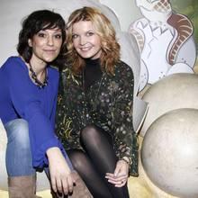 Miriam Pielhau und Eva Imhof
