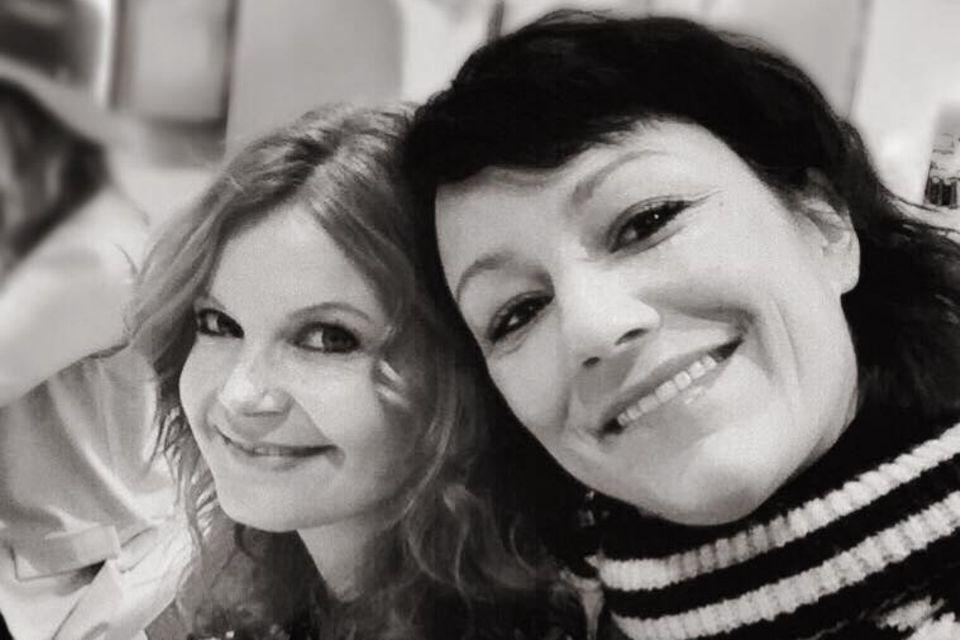 Eva Imhof und Miriam Pielhau