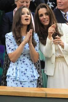 Pippa und Kate Middleton sind die absoluten Paradebeispiele der feinen High-Society-Frauen. Die eine ist die Ehefrau des britischen Prinzen, die andere eines millionenschweren Managers. Alle Welt redet von den beiden. Nicht so hingegen von ihrem Bruder James.