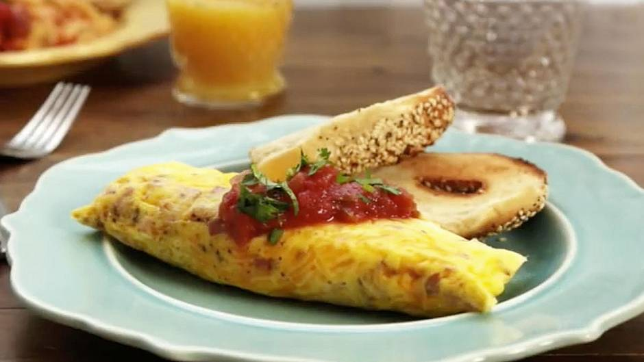 Frühstücksei mal anders: Omelette aus dem Gefrierbeutel