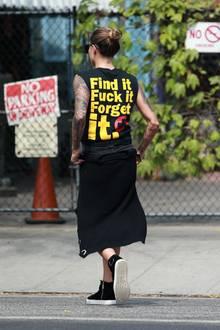 Sophia Thomalla am 15. Juli 2017 unterwegs in Los Angeles