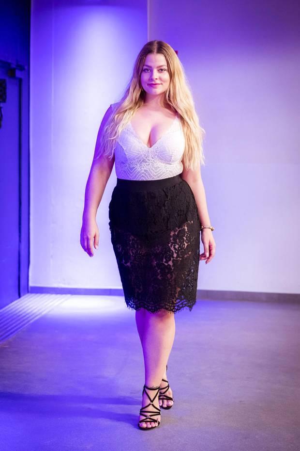 curvy supermodel gewicht