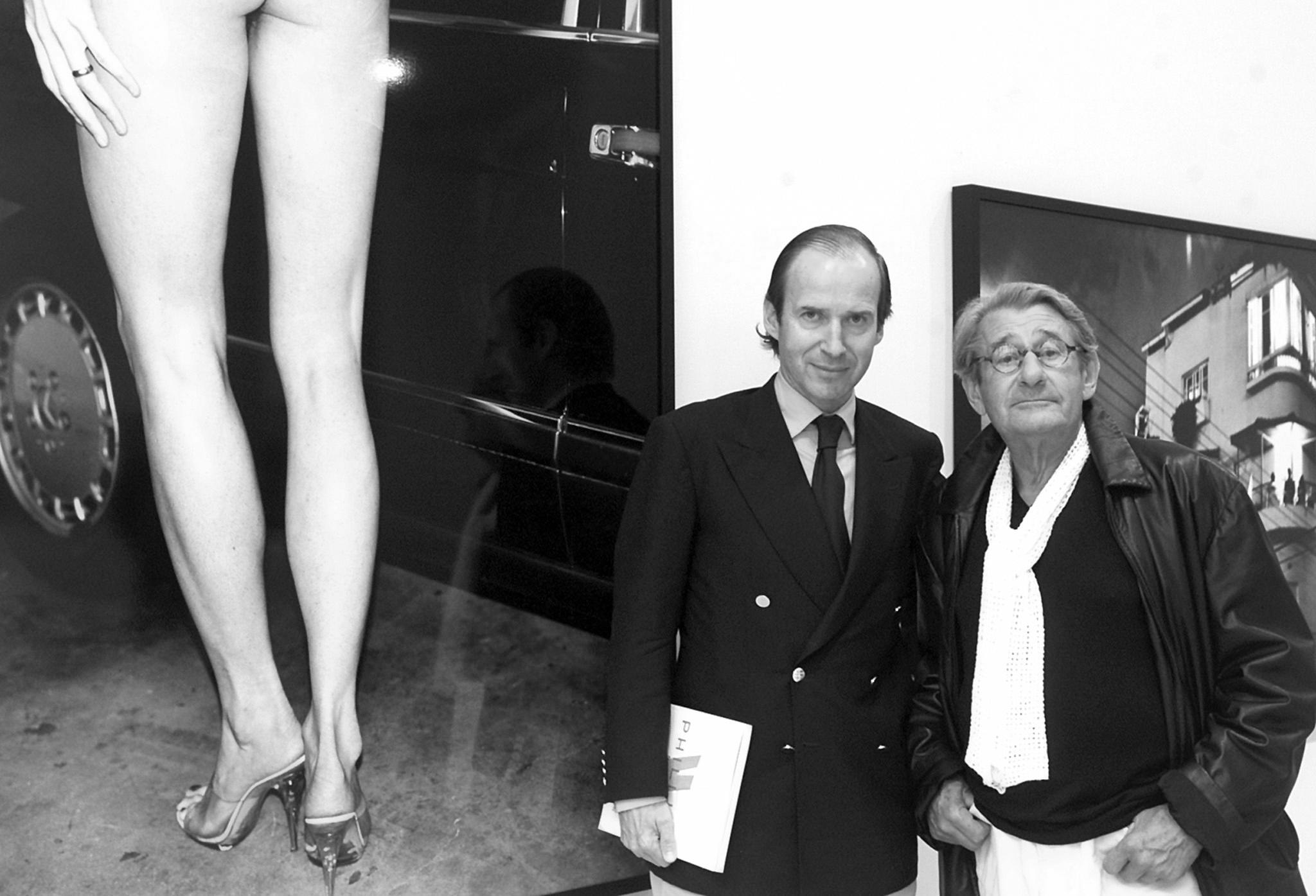 Helmut Newton - Starportrt, News, Bilder  Galade-9476