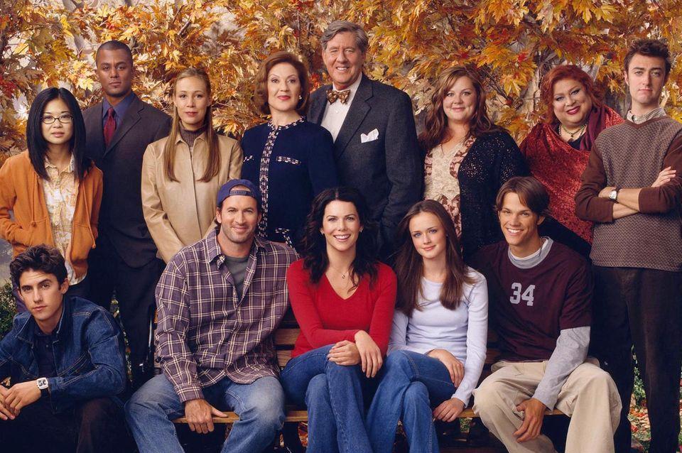 """Cast der Serie """"Gilmore Girls"""""""