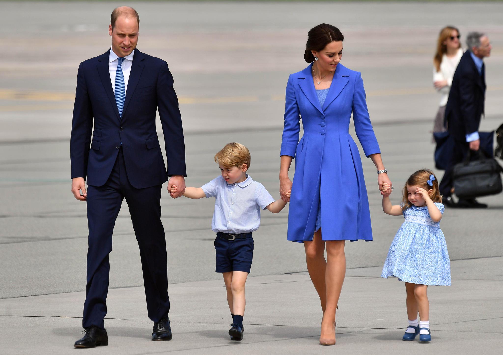 Prinz William Plaudert Erwartet Herzogin Catherine Zwillinge Galade