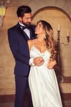 Obwohl sie mit ihm schon für Hochzeitsfotos posierte, schickt Jessica Sebastian nach Hause.