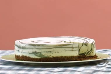 Salzig-süß: Raffinierter Lakritz-Zebrakuchen