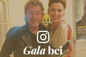 Gala bei Instagram