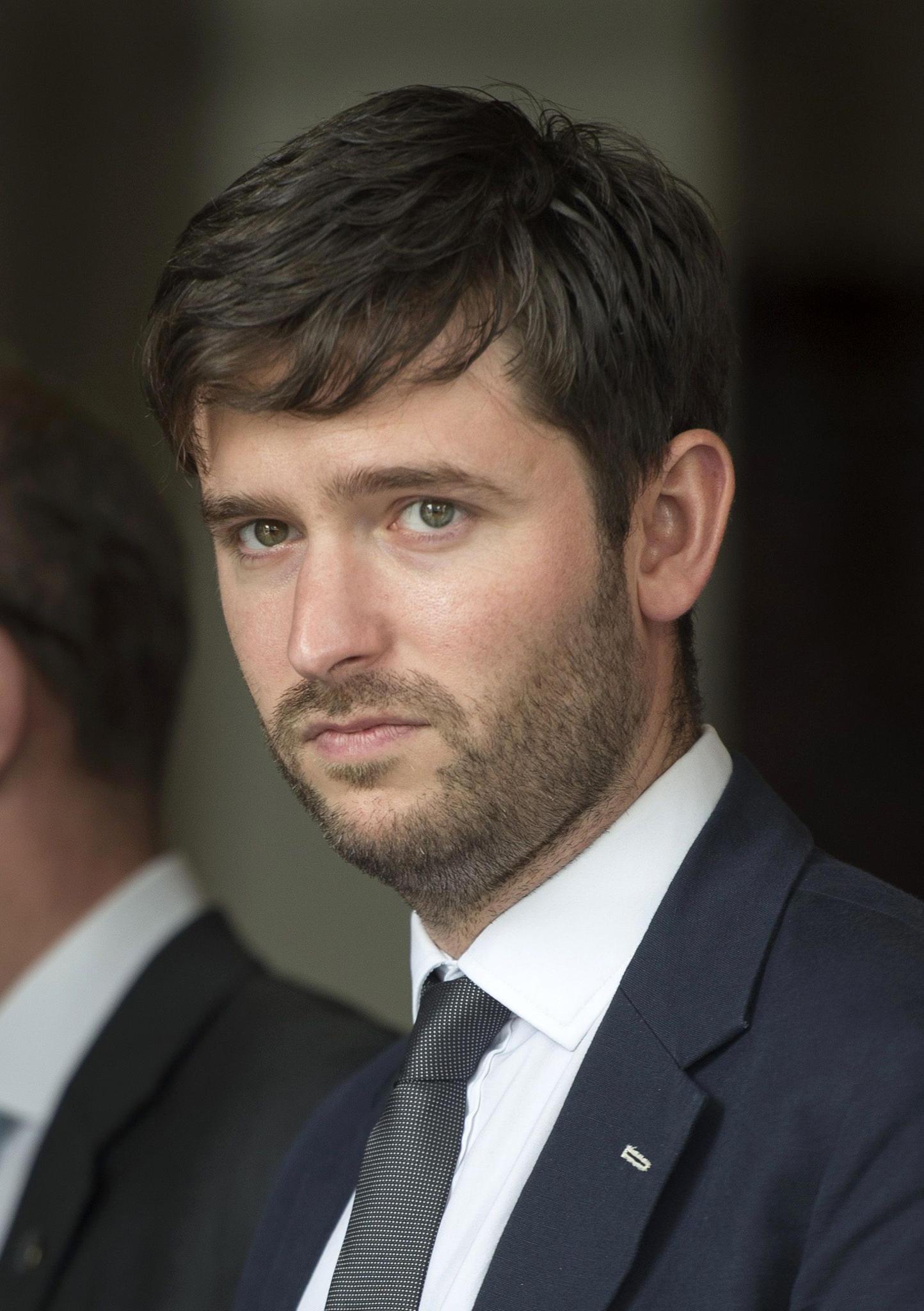 Jason Knauf, der Presse-Sekretär von William und Kate