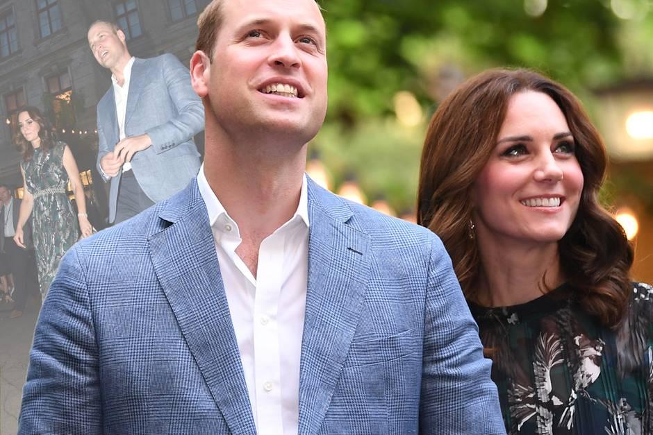 Prinz William und Kate