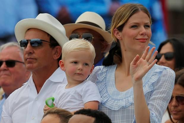 Andy Roddick und Brooklyn Decker erwarten zweites Kind