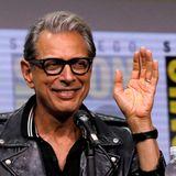 """Auch Schauspieler Jeff Goldblum gehört zu den Stars, die bei der diesjährigen """"Comic-Con"""" in San Diego."""