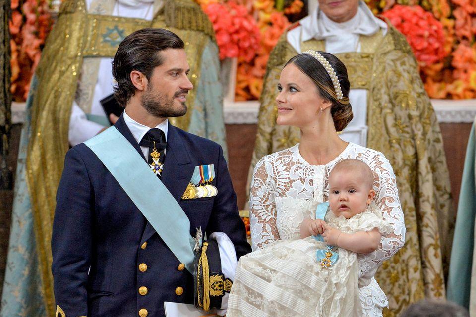 PrinzCarl Philip, Prinzessin Sofia