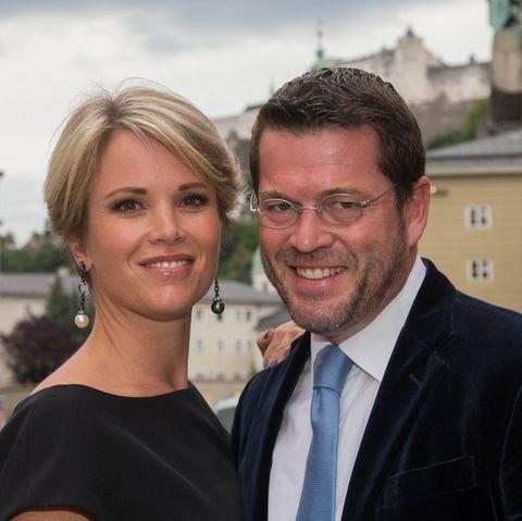 Stephanie und Karl-Theodor zu Guttenberg
