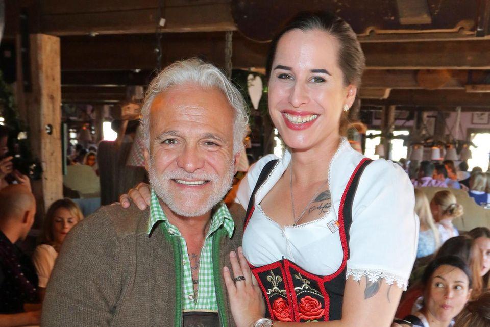 Nino de Angelo, Larissa Schmitt