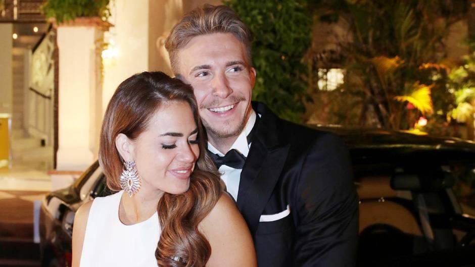 Jessica Paszka + David Friedrich