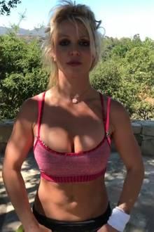 Für ihren Top-Body trainiert Pop-Star Britney Spears verdammt hart. Erst kürzlich postete sie ein Video von den zahlreichen, verdammt anstrengend wirkenden Übungen.