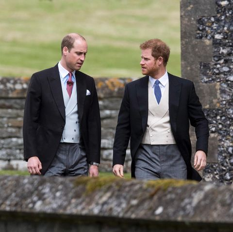 Prinz William, Prinz Harry