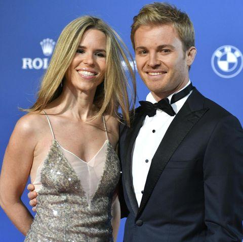 Vivian Sibold + Nico Rosberg
