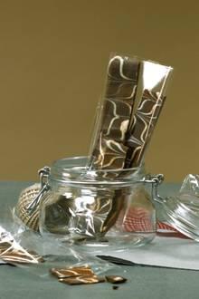 Scharfe Versuchung: Chili-Bruchschokolade