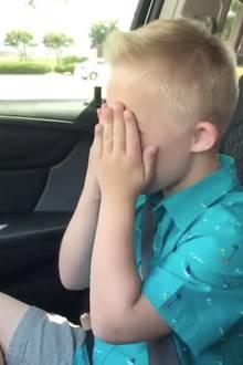 Dane Miller singt Whitney Houston: Junge mit Down-Syndrom wird zum Internet-Star