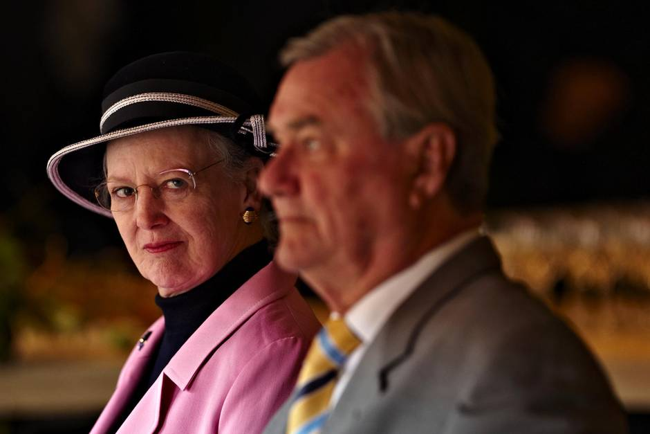 Prinz Henrik will nicht neben seiner Ehefrau beerdigt werden