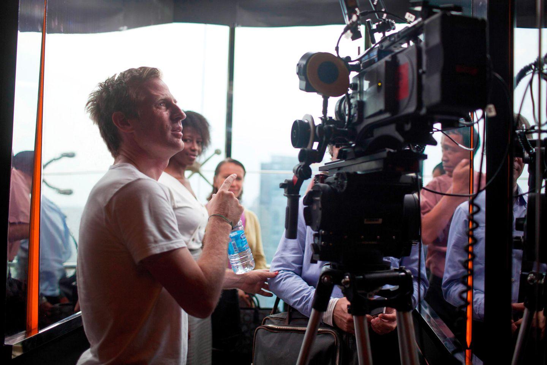 Gut aussehend und erfolgreich: Regisseur Spike Jonze