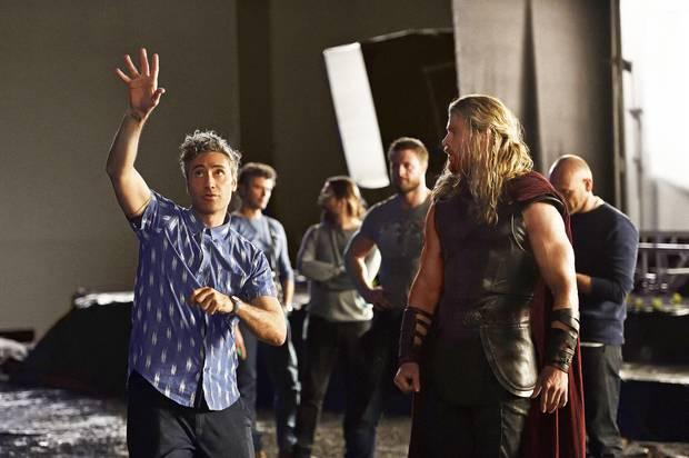 """Der neuseeländische Regisseur Taika Waititi (""""Thor: Ragnarok"""") gehört zu den absoluten Durchstartern in Hollywood."""