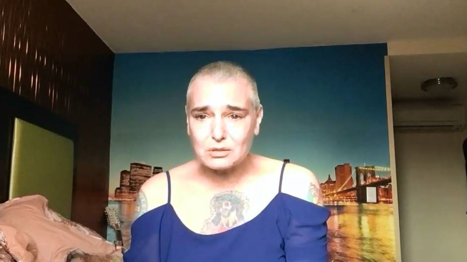 Sinead O'Connor: Besorgniserregendes Video aufgetaucht