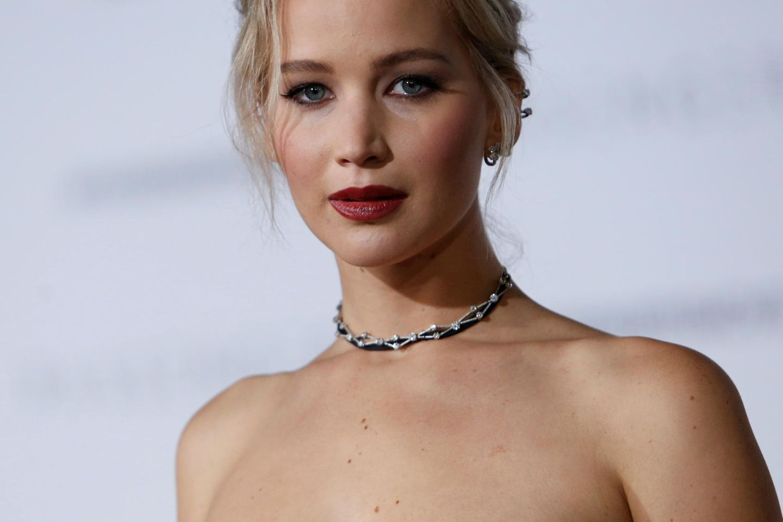 Lawrence jennifer nackt von bilder Jennifer Lawrence: